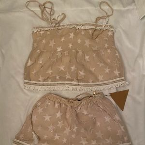 Two Piece Set never worn with tags